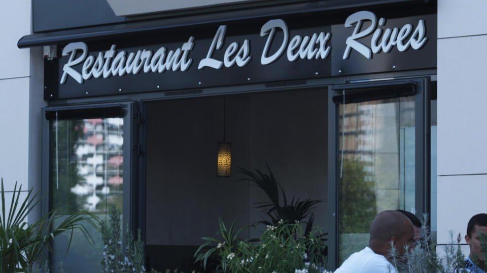 Les Deux Rives, meilleur restaurant halal à Paris