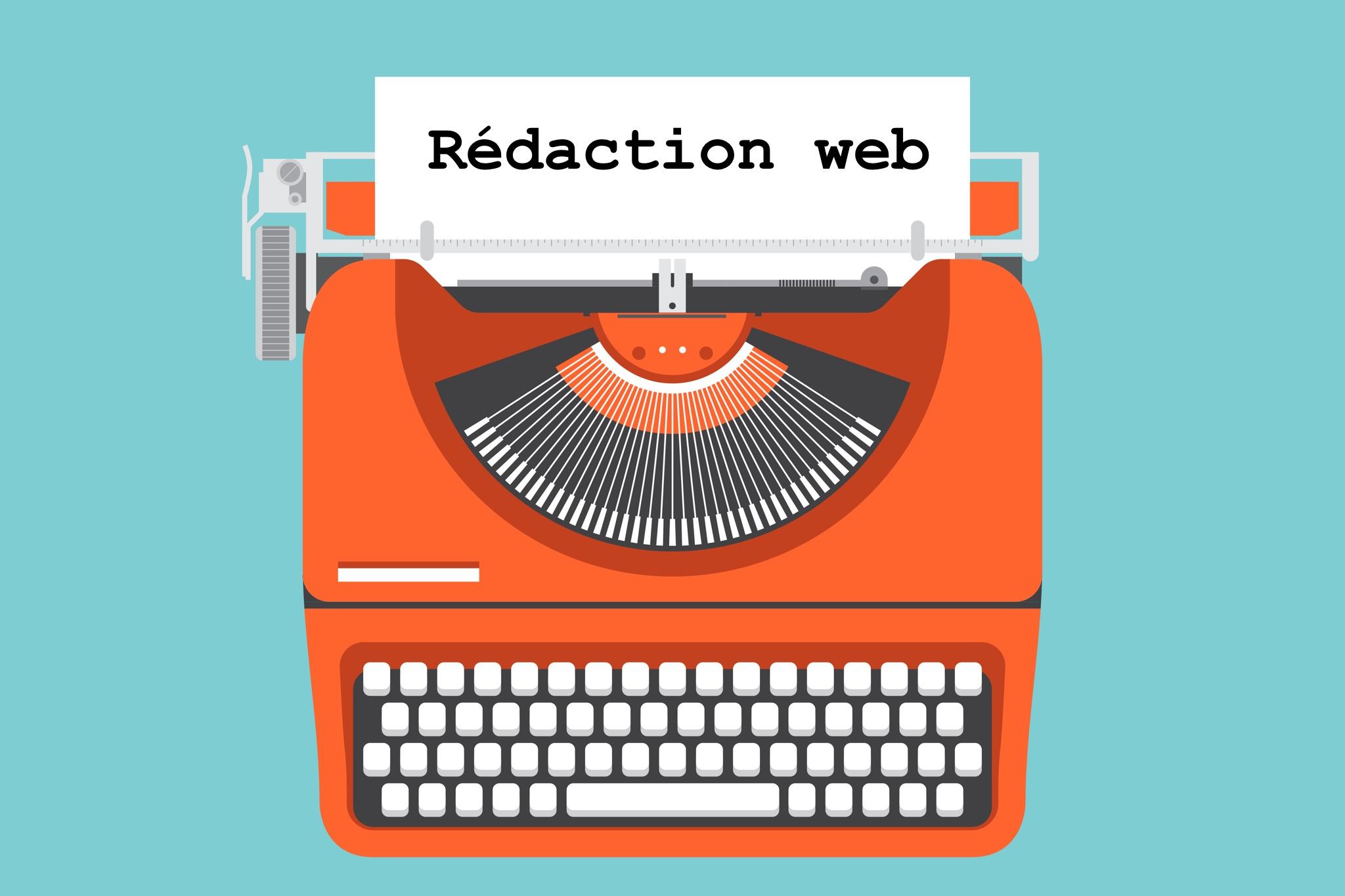 Les différentes étapes pour rédiger son contenu web