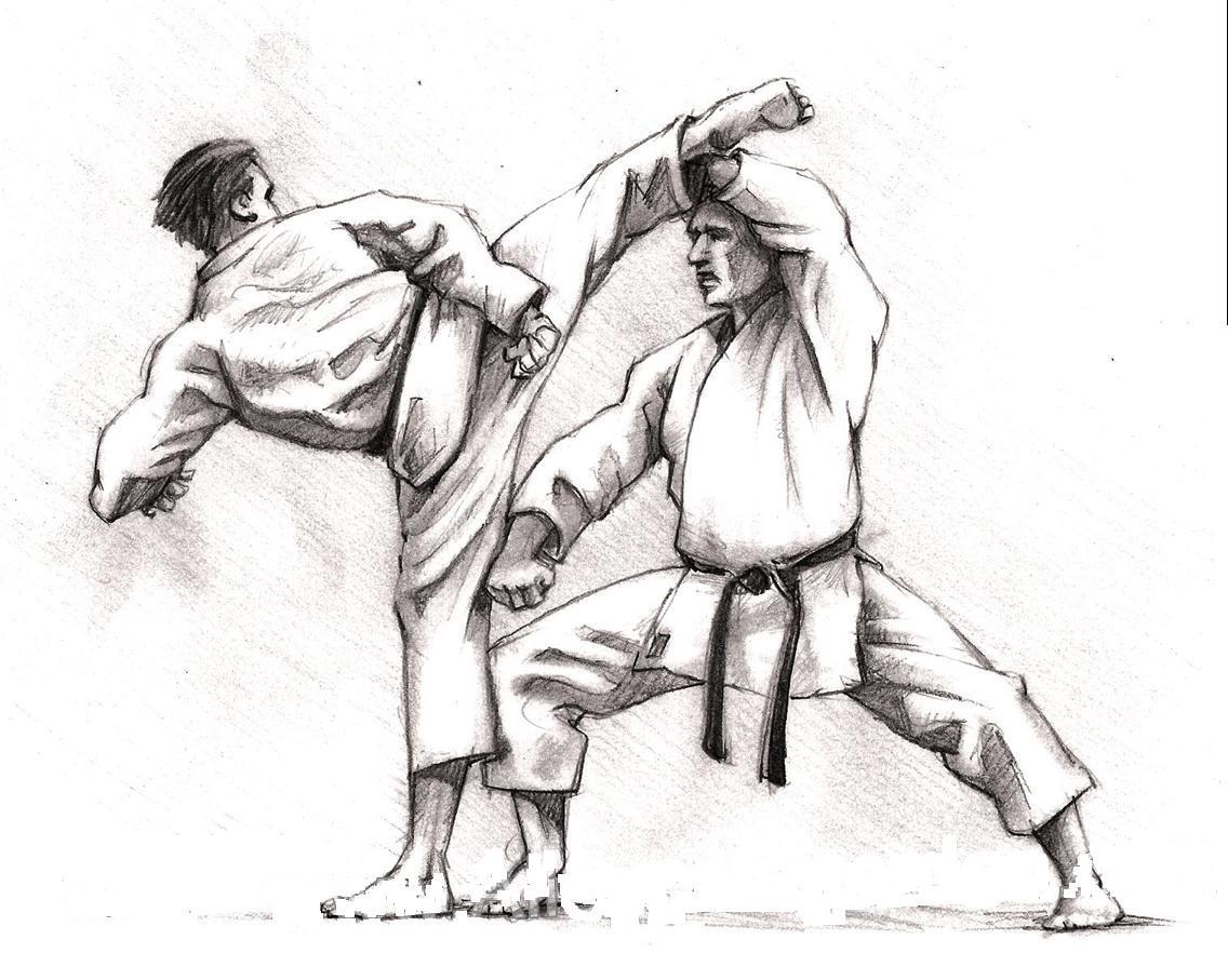 Les bénéfiques du sport du karaté