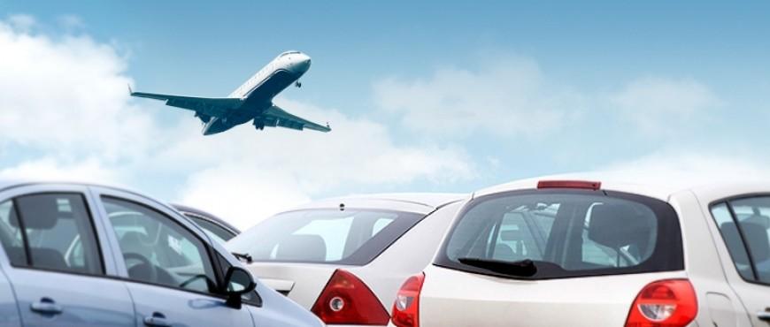 Choisir une place au parking à Roissy
