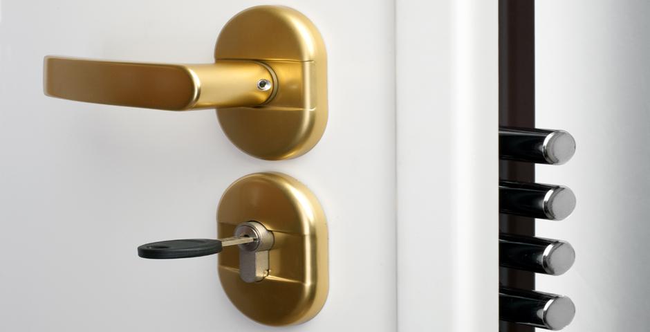Les critères de choix d'une serrure d'une porte