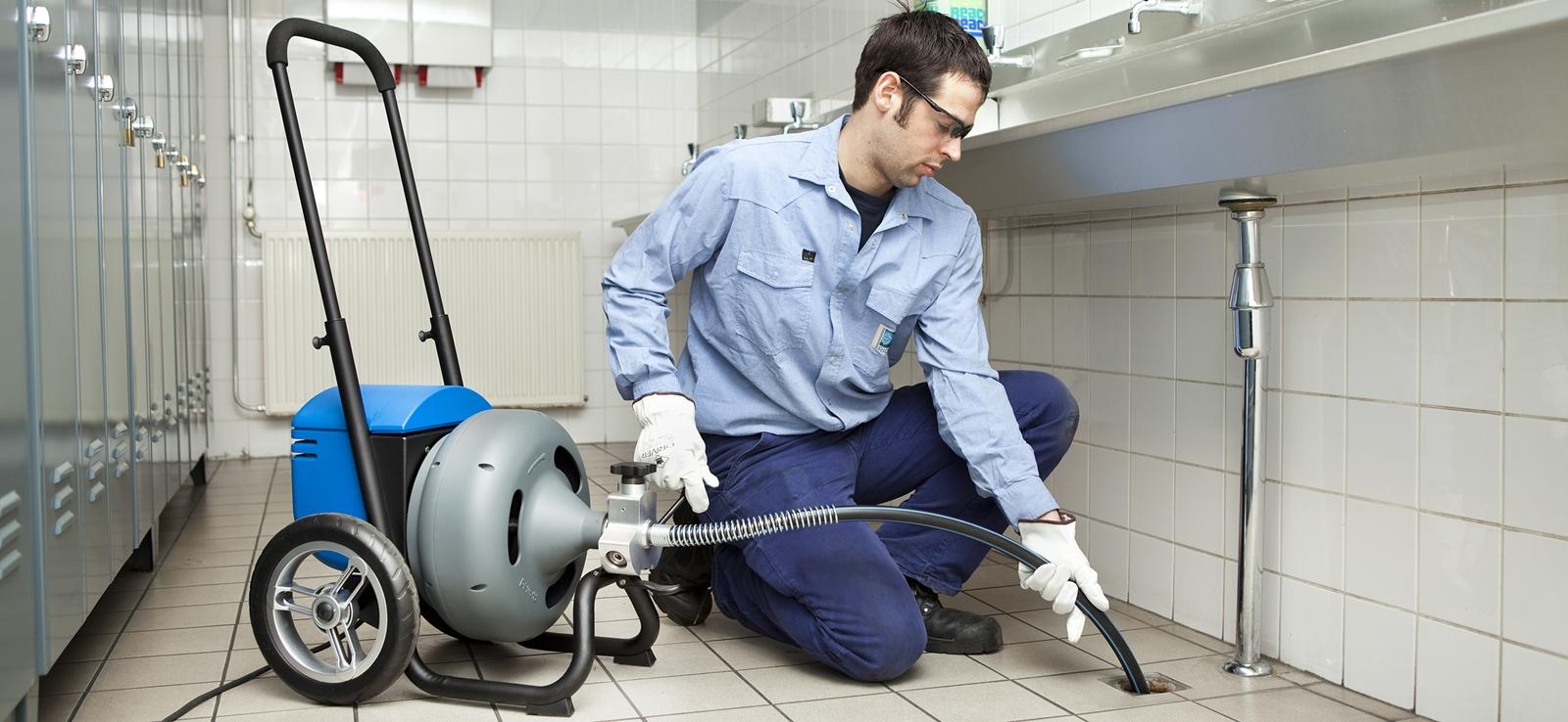 Les caméras d'inspection des canalisations : le principe