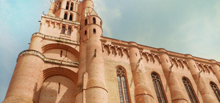Week-end à Albi : ne manquez pas la cathédrale Sainte-Cécile !