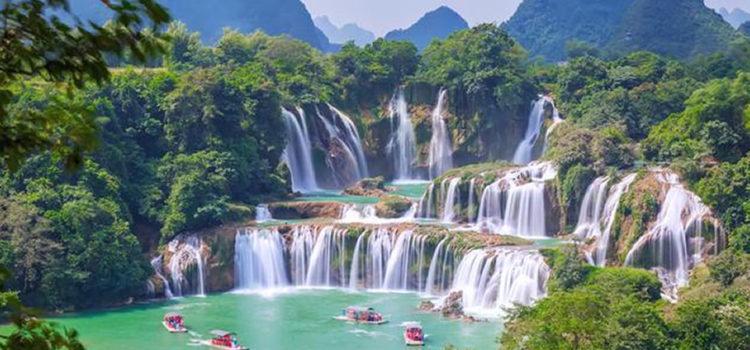 Beauté cachée du nord-est du Vietnam