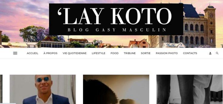 Laykoto.com : un blog à Madagascar tendance pour l'homme moderne